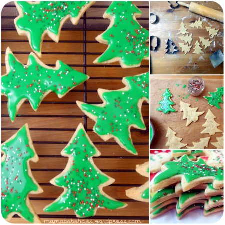 Orange-Scented Sugar Cookie Cutouts