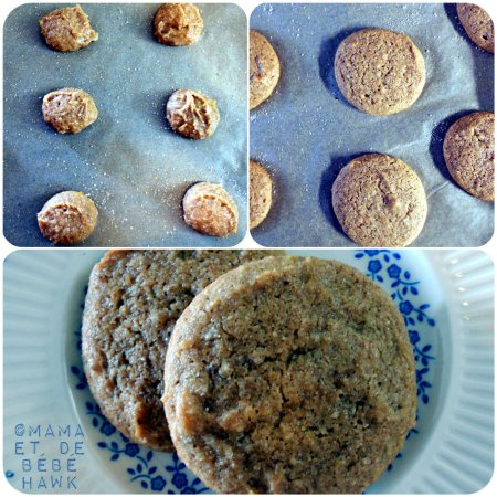 Soft-Baked Almond-Butter Orange Snickerdoodles