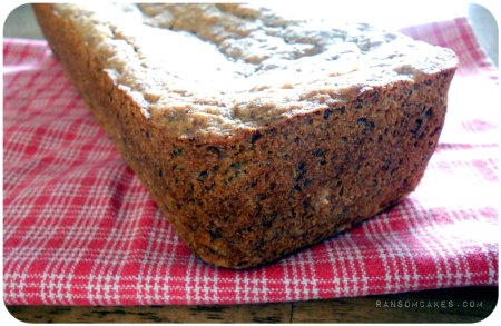 Best Ever Gluten-Free -and Vegan Banana Bread!
