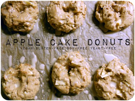 apple cake donuts