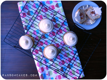 Vegan Gluten Free Cupcakes