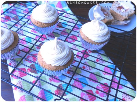 vegan gluten-free cuppies